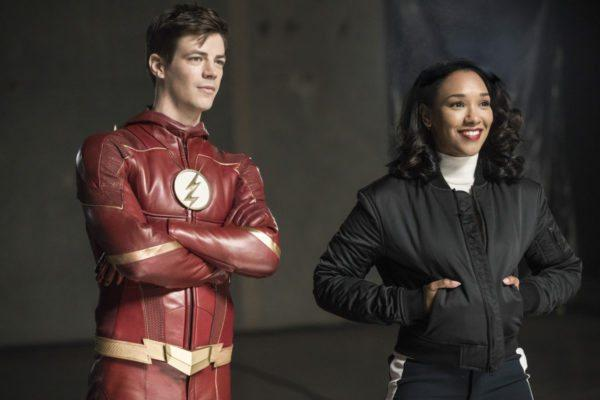 'The Flash': Candice Patton Suits Up As Superhero For The First Time