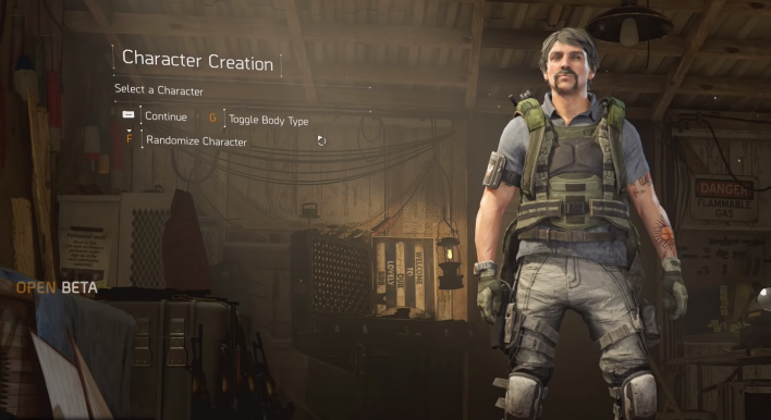 The Division 2 Open Beta Impressions We Want More Player One