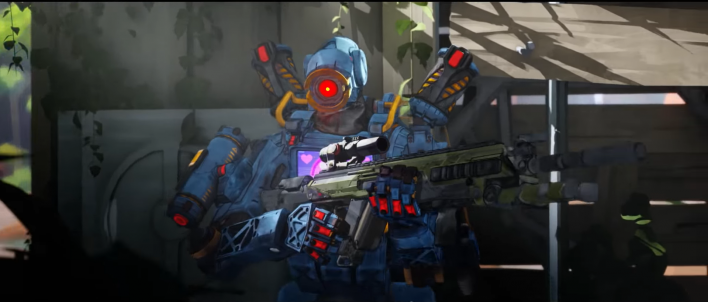 Rumors About Apex Legends Upcoming Hero Octane May Be True After