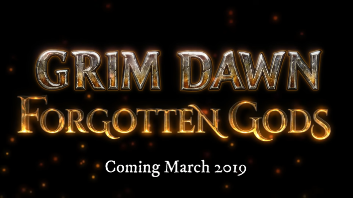 Grim Dawn's Forgotten Gods Expansion Release Date Confirmed