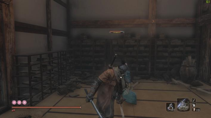 Sekiro Successful Mikiri