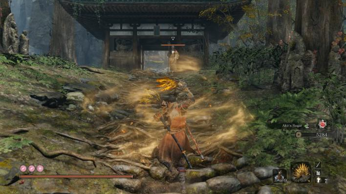 Sekiro Divine Abduction