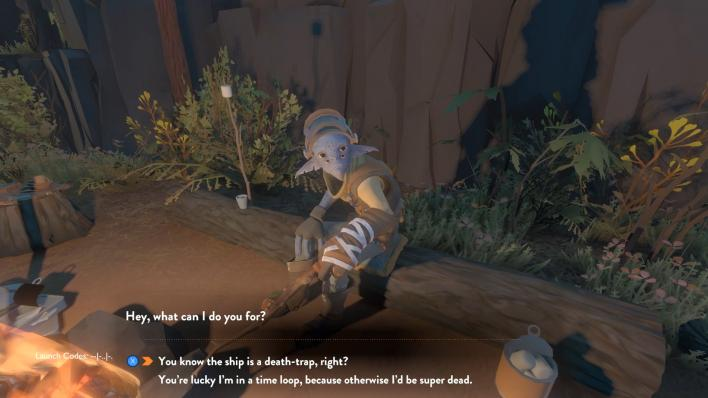 Outer Wilds Story