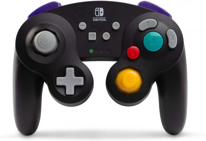 PowerA Wireless GameCube Style Controller