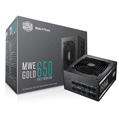 Cooler Master MWE 650 Gold Full Modular PSU