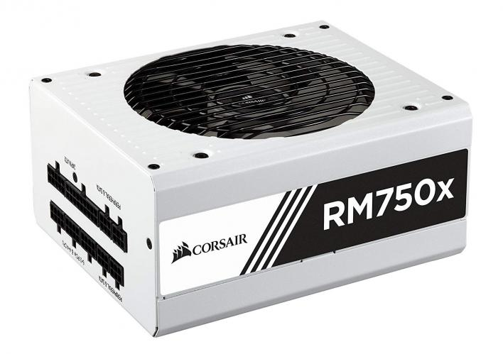 CORSAIR RM750x RMX White Series PSU