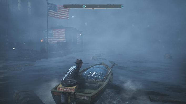 The Sinking City Canal
