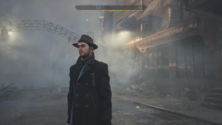 The Sinking City Overall