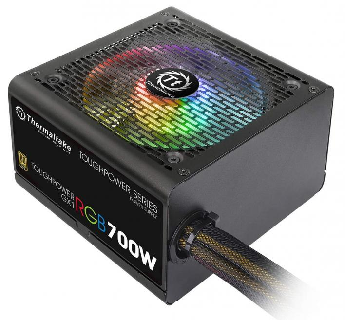 Thermaltake Toughpower GX1 RGB 700W Gold PSU