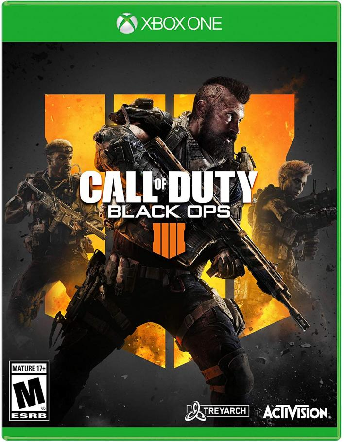 Call of Duty Black Ops 4 - Xbox One Standard Edition