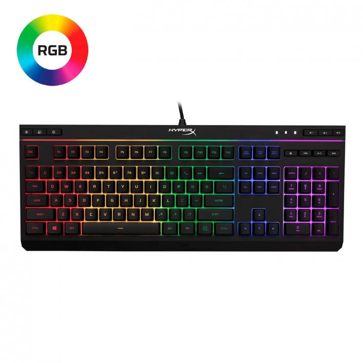 HyperX Alloy Core RGB Membrane Gaming Keyboard
