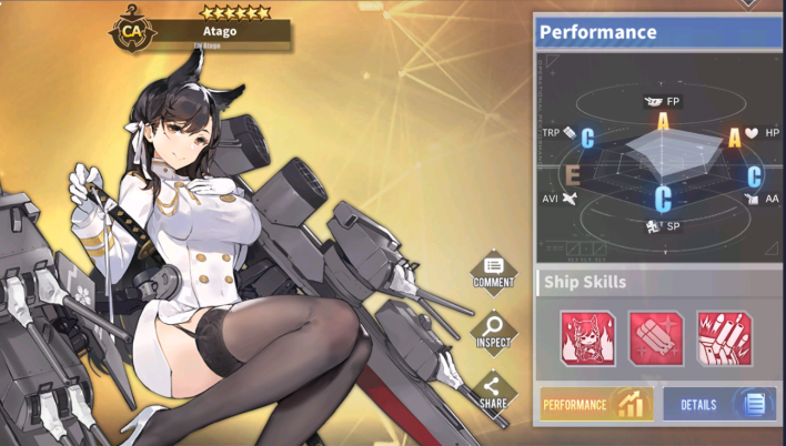 Azur Lane Ship Guide Recommended Common Rare Elite And Ssr Heavy Cruisers For Your Fleet Player One The battleship girls game azur lane is now available! azur lane ship guide recommended