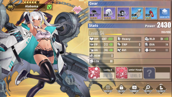Azur Lane Ship Guide Recommended Common Rare Elite And Ssr Battleships And Battlecruisers For Your Fleet Player One Check out our azur lane belfast selection for the very best in unique or custom, handmade pieces from our bumper stickers shops. azur lane ship guide recommended