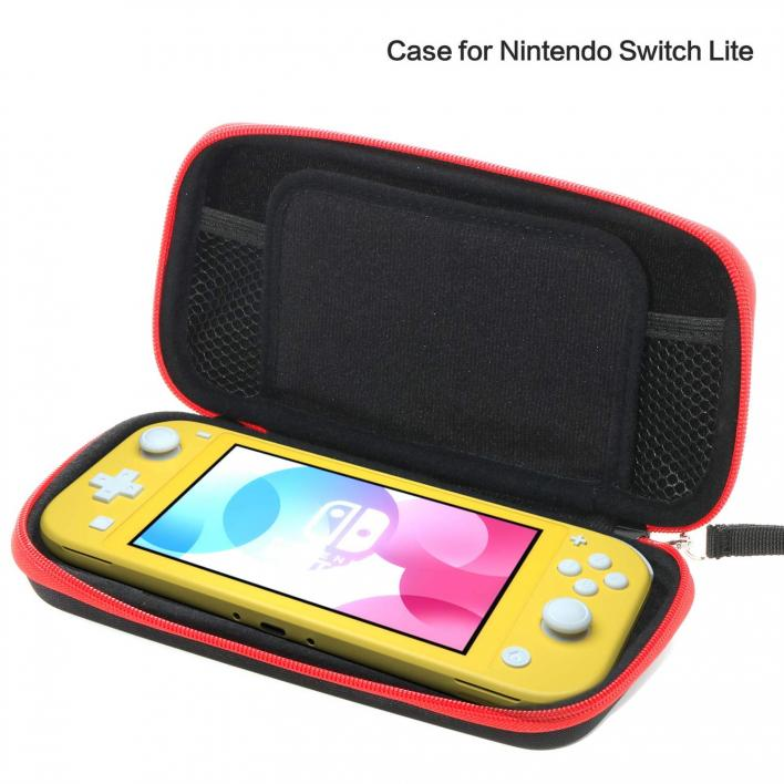 HEATFUN Carrying Case for Nintendo Switch Lite