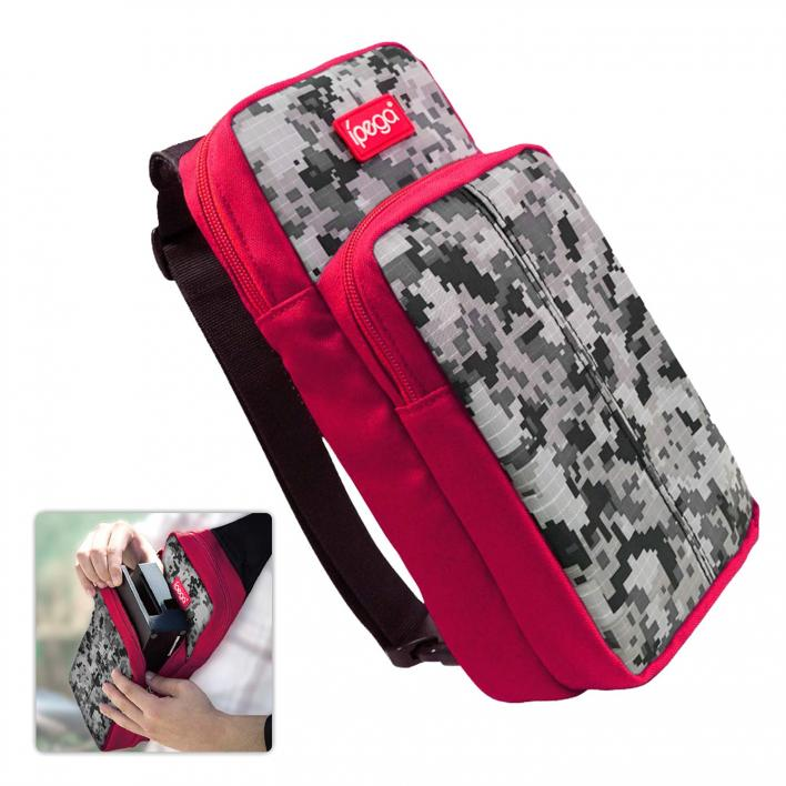 YUANHOT Crossbody Travel Bag for Nintendo Switch and Switch Lite