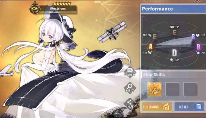 Azur Lane Illustrious