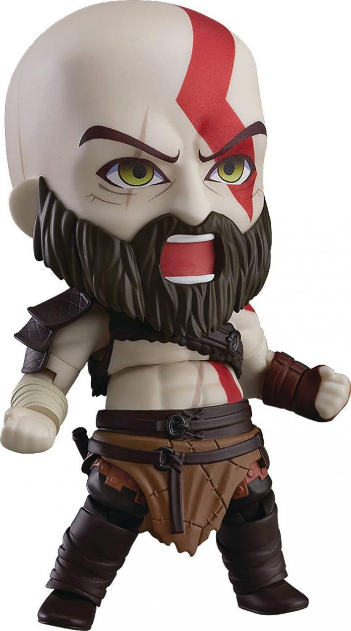 God Of War Nendoroid Action Figure