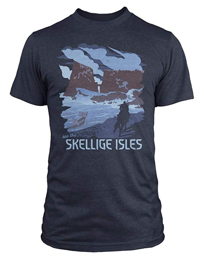 Witcher 3 Skellige Isles T-Shirt