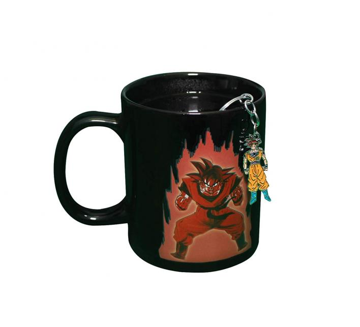 Goku Thermochromatic Mug