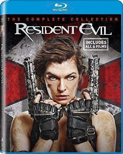 Resident Evil The Complete Collection