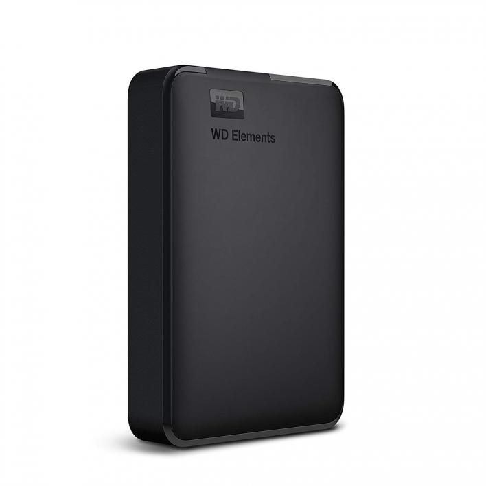 Western Digital Elements 4TB