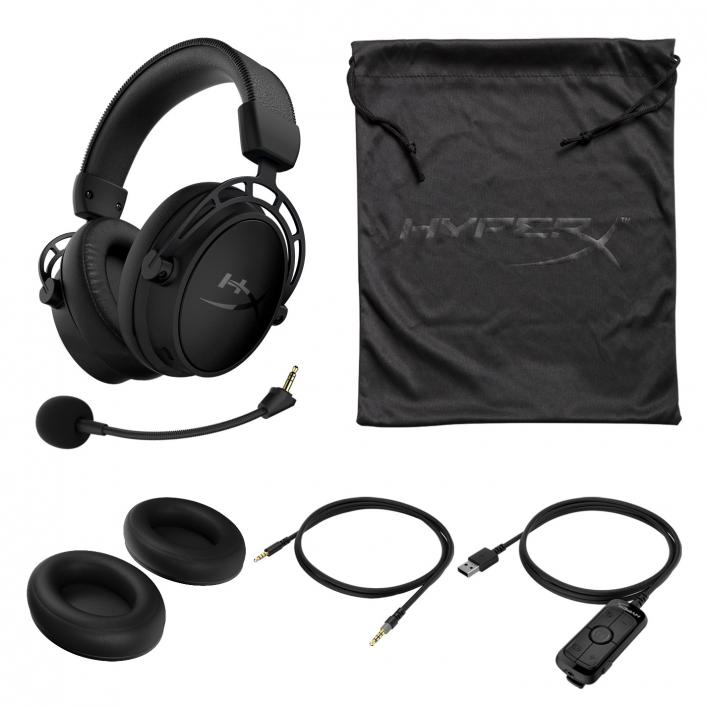 HyperX Cloud Alpha S - Blackout_Accessories