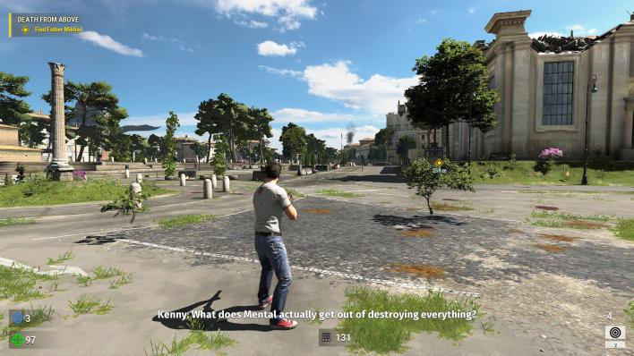Serious Sam 4 Third Person