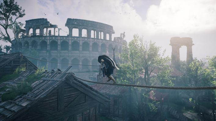 Assassin's Creed Valhalla Parkour