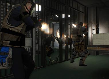 Payday 2 - Bank