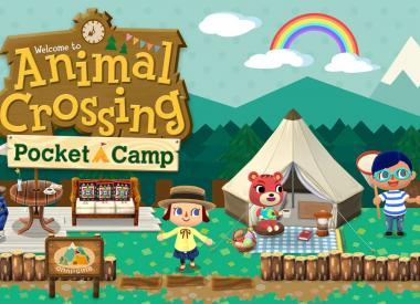 animal crossing pocket camp banner