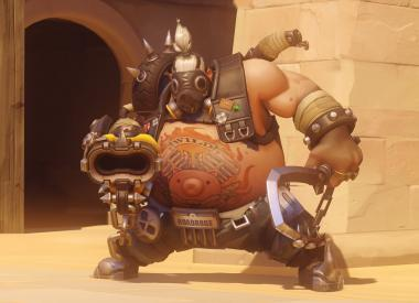 Overwatch Guide How To Play Roadhog Like A Pro