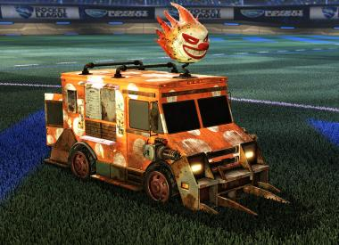Twisted Metal Movie