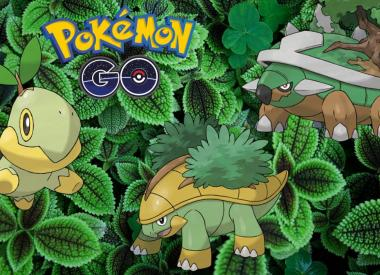 Pokemon GO Turtwig Community Day