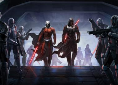 Star Wars Knights Of The Fallen Order Wont Happen At EA